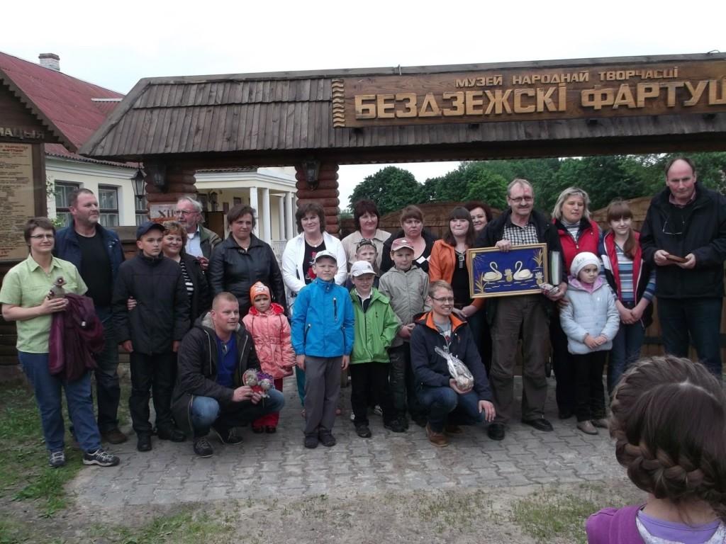 Eine deutsch-weißrussische Gemeinschaft