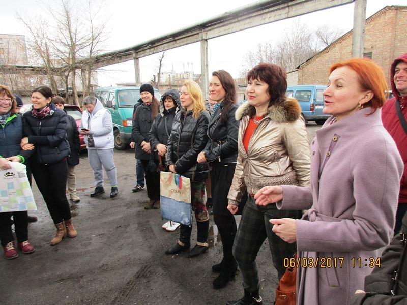 Herzlicher Abschied von den weißrussischen Freunden