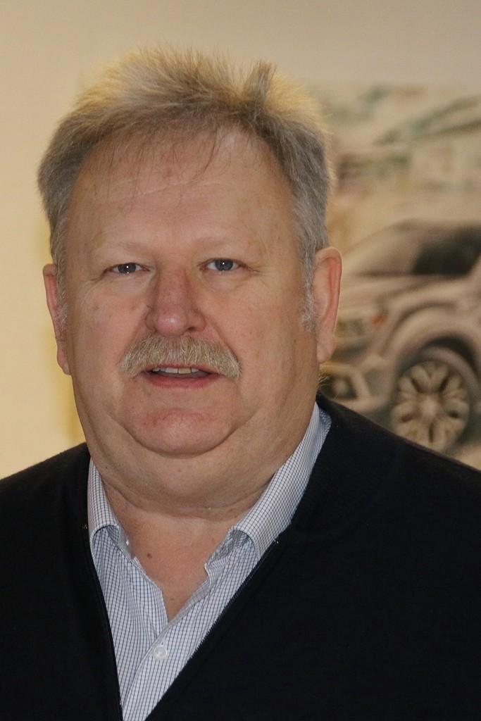 Volkmar Schweiger, Chef des gleichnamigen Autohauses, unterstützte unseren Verein schon häufig
